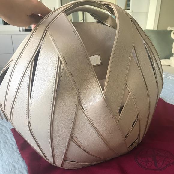 87be0644615 Perrin Bags   Parislarge Riva Ball Bag   Poshmark